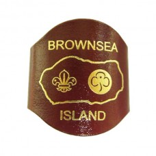 Wine Red Woggle - Style B (New for 2018)